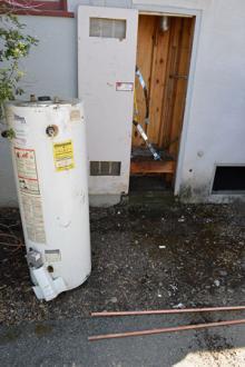 replacing an old water heater in Severn Maryland